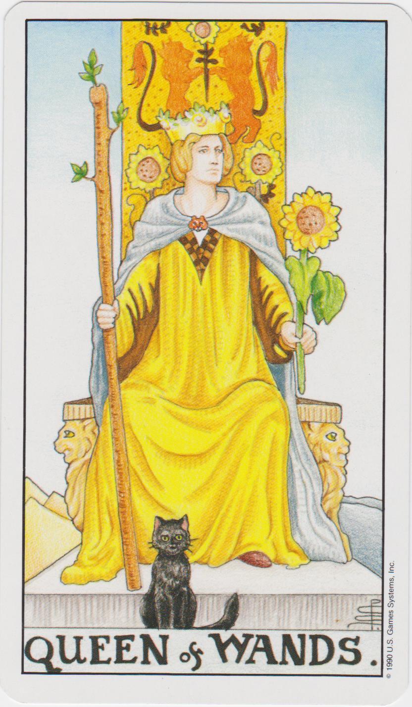 Tarot Botok Királynője